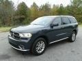 Dodge Durango SXT AWD Bruiser Gray photo #2