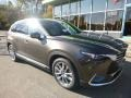 Mazda CX-9 Grand Touring AWD Titanium Flash Mica photo #3