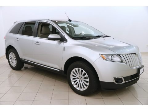 Ingot Silver 2013 Lincoln MKX FWD