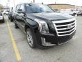 Cadillac Escalade ESV Premium Luxury 4WD Black Raven photo #1