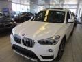 BMW X1 xDrive28i Alpine White photo #7