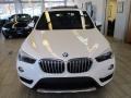 BMW X1 xDrive28i Alpine White photo #8