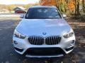 BMW X1 xDrive28i Glacier Silver Metallic photo #7