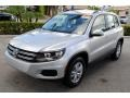 Volkswagen Tiguan S Reflex Silver Metallic photo #4