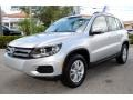 Volkswagen Tiguan S Reflex Silver Metallic photo #5