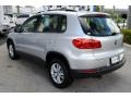 Volkswagen Tiguan S Reflex Silver Metallic photo #6