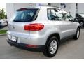 Volkswagen Tiguan S Reflex Silver Metallic photo #10