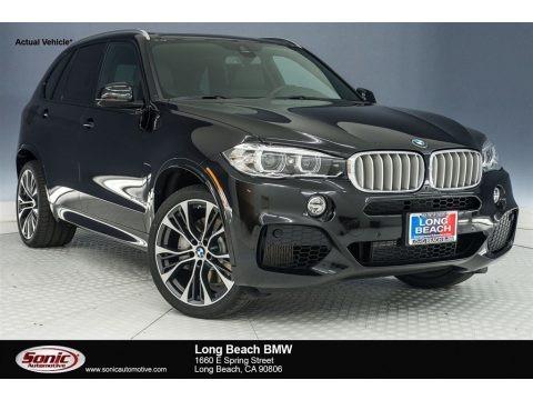 Black Sapphire Metallic 2018 BMW X5 xDrive50i
