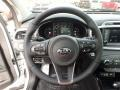 Kia Sorento EX 2.0T AWD Snow White Pearl photo #17