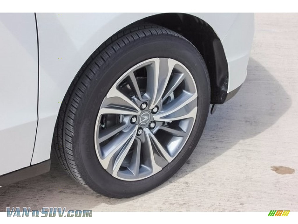 2018 MDX  - White Diamond Pearl / Parchment photo #11