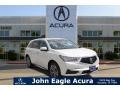 Acura MDX  White Diamond Pearl photo #1