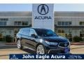 Acura MDX  Crystal Black Pearl photo #1