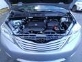 Toyota Sienna XLE AWD Silver Sky Metallic photo #18