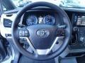 Toyota Sienna XLE AWD Silver Sky Metallic photo #22