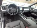 Volvo XC60 T6 AWD Momentum Electric Silver Metallic photo #9