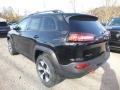 Jeep Cherokee Trailhawk 4x4 Diamond Black Crystal Pearl photo #3