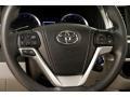 Toyota Highlander XLE AWD Blizzard Pearl White photo #7