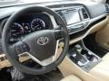 Toyota Highlander XLE AWD Ooh La La Rouge Mica photo #4