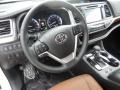Toyota Highlander Limited AWD Blizzard White Pearl photo #4