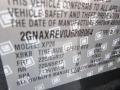 Chevrolet Equinox LS AWD Nightfall Gray Metallic photo #16