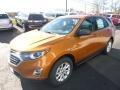 Chevrolet Equinox LS AWD Orange Burst Metallic photo #7