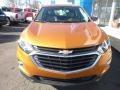 Chevrolet Equinox LS AWD Orange Burst Metallic photo #8