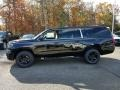 Chevrolet Suburban LT 4WD Black photo #3