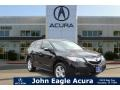 Acura RDX  Crystal Black Pearl photo #1