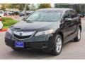 Acura RDX  Crystal Black Pearl photo #2