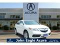 Acura RDX  White Diamond Pearl photo #1