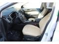 Ford Edge SEL White Platinum Metallic photo #10