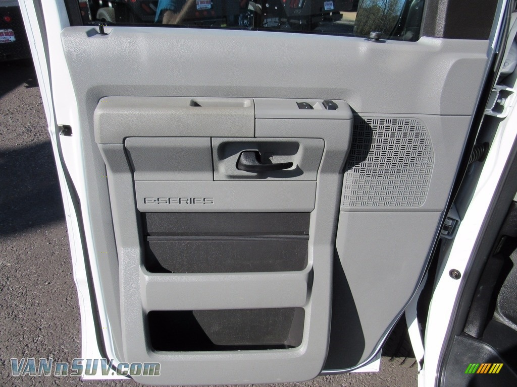 2012 E Series Van E250 Cargo - Oxford White / Medium Flint photo #10