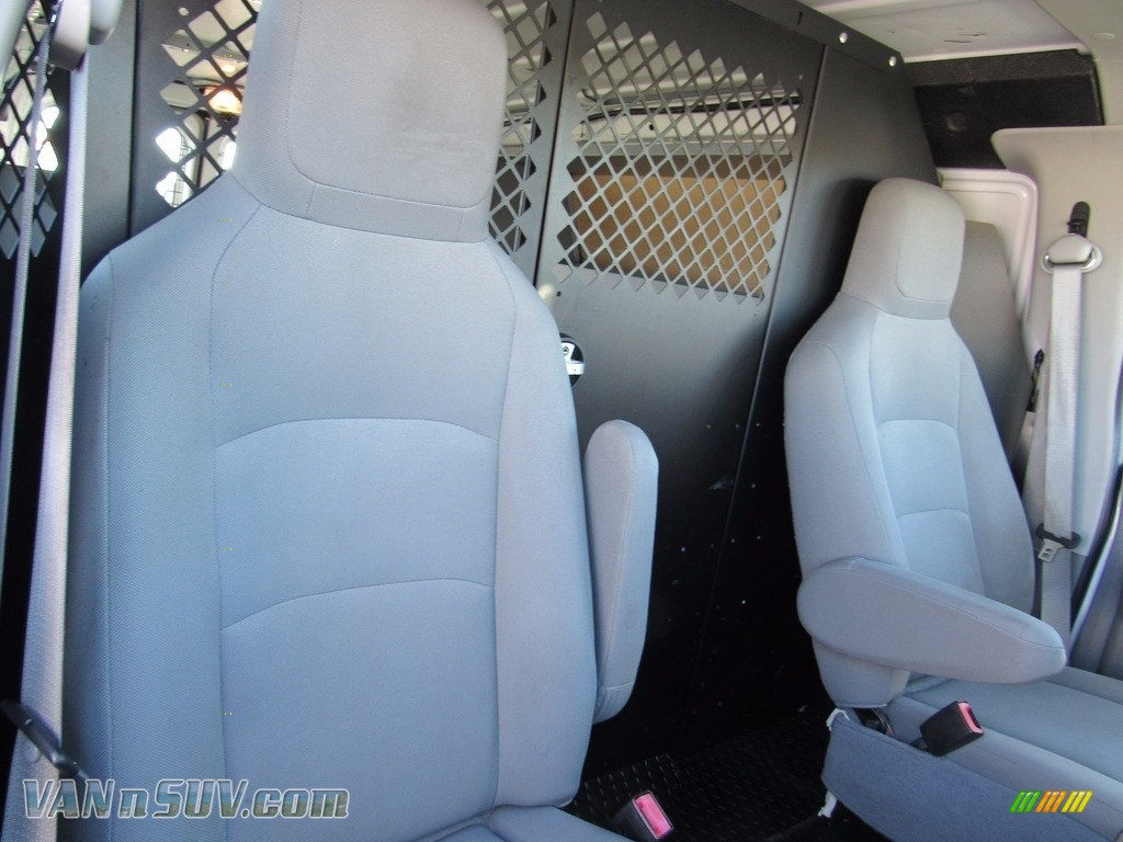 2012 E Series Van E250 Cargo - Oxford White / Medium Flint photo #31