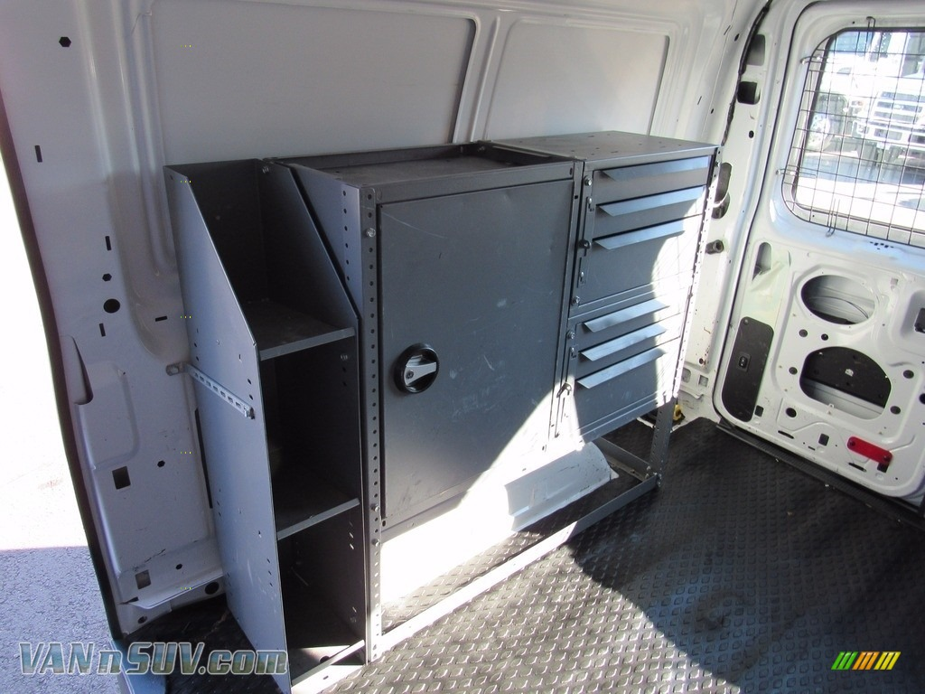 2012 E Series Van E250 Cargo - Oxford White / Medium Flint photo #36