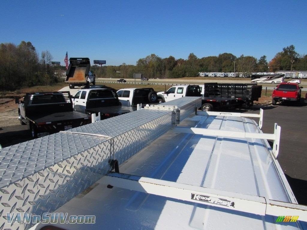 2012 E Series Van E250 Cargo - Oxford White / Medium Flint photo #43