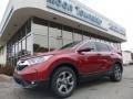 Honda CR-V EX AWD Molten Lava Pearl photo #1