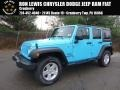 Jeep Wrangler Unlimited Sport 4x4 Chief Blue photo #1