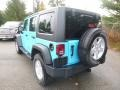 Jeep Wrangler Unlimited Sport 4x4 Chief Blue photo #3