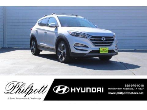 Molten Silver 2017 Hyundai Tucson Sport