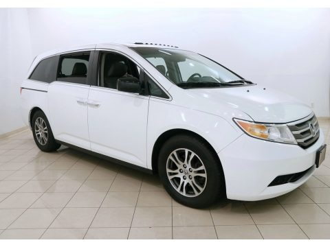 Taffeta White 2012 Honda Odyssey EX-L