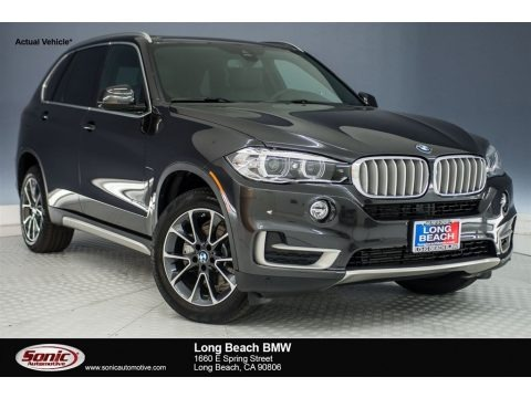 Dark Graphite Metallic 2018 BMW X5 sDrive35i