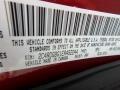 Dodge Grand Caravan American Value Package Deep Cherry Red Crystal Pearl photo #29