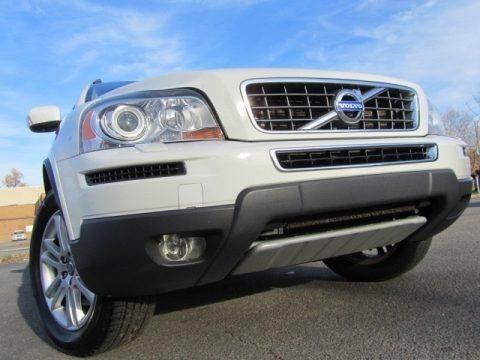 Ice White 2012 Volvo XC90 3.2 AWD