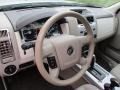 Mercury Mariner I4 4WD White Suede photo #28