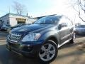 Mercedes-Benz ML 350 4Matic Palladium Silver Metallic photo #2