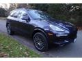 Porsche Cayenne Platinum Edition Purpurite Metallic photo #8