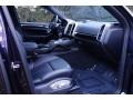 Porsche Cayenne Platinum Edition Purpurite Metallic photo #16