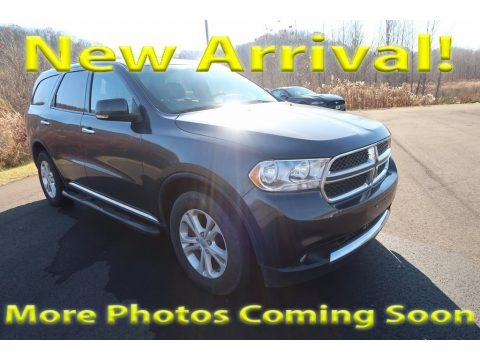 Mineral Gray Metallic 2013 Dodge Durango Crew AWD