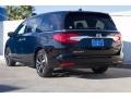 Honda Odyssey Elite Crystal Black Pearl photo #2