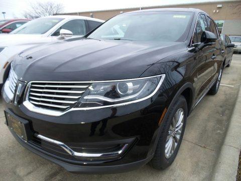 Black Velvet 2018 Lincoln MKX Select AWD
